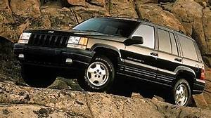 1997 Jeep Zg Grand Cherokee Factory Service Workshop