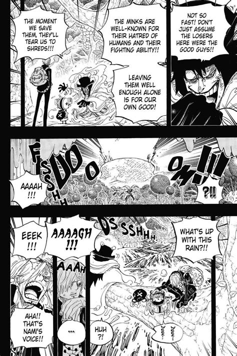 One Piece Chapter 811 One Piece Manga Online