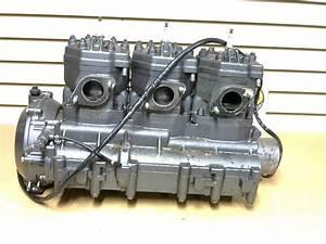 1997 Tigershark Daytona 1000 Engine Core Rolling Crank