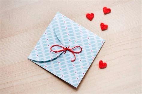 kleine briefumschläge basteln kleinen briefumschlag selber basteln dekoking diy bastelideen dekoideen zeichnen lernen