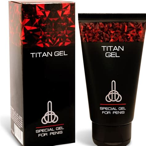 titan gel youtube