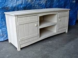 Guide Diy wood tv stand plans
