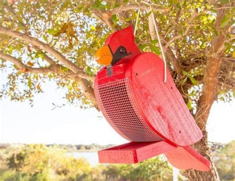 bird shaped hanging feeder  dutchcrafters amish furniture