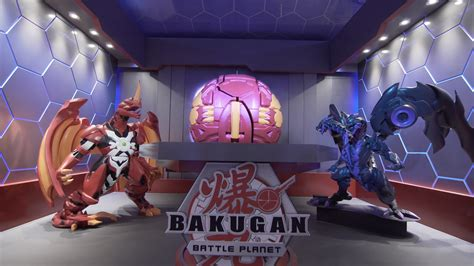 bakugan planet battle toy