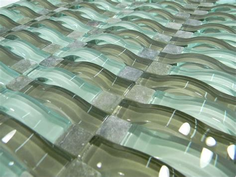 kitchen tiles backsplash 17 best images about wavy 3d glass and collection on 3310