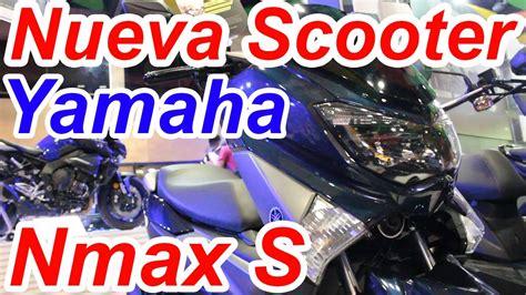 Nmax 2018 Colombia by Nueva Yamaha Nmax S 2018 Caracter 237 Stica Y Ficha Tecnica
