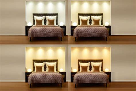 optimize  home lighting design based  color temperature