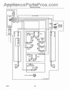 Parts For Electrolux Ei23bc56iw8  Wiring Diagram Pg 3