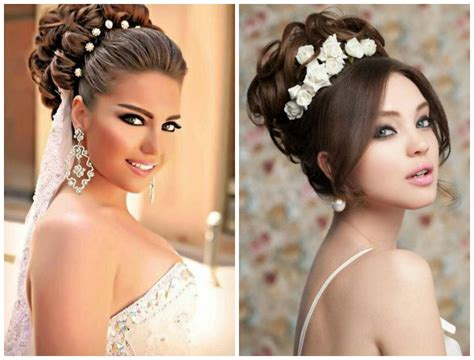 Inspiring Bridal Updo Hairstyle Ideas In Latest Styles Bob Hair Updos Pinterest Hairstyles Heart Shaped Face Big Nose To Wash And Go Lush Mask Jasmine Review Casual Wavy Growth New Treatment Color Streaks Medium Dye Styles