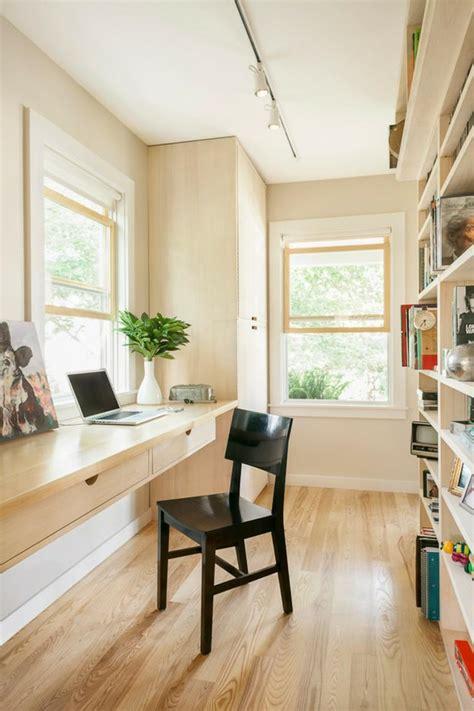 bureau design moderne bureau suspendu 25 exemples de petits meubles pratiques