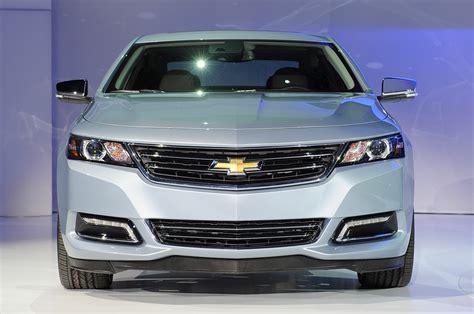 2014 Chevrolet Impala New York 2012 Photo Gallery Autoblog