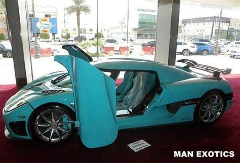 For Sale Turquoise Koenigsegg Ccxr Special One Gtspirit