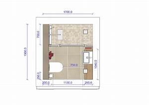 Kleine Bäder Grundrisse : kleines badezimmer grundriss ~ Lizthompson.info Haus und Dekorationen