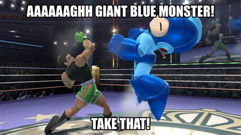 Ssb4 Memes - ssb4 meme 3 giant blue monster by thekirbykrisis on deviantart