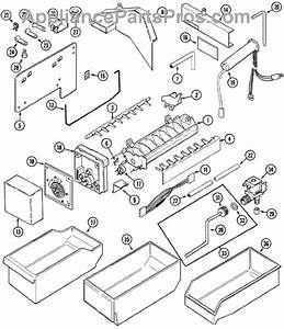 Maytag Ice Maker Wiring Diagram