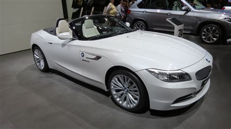 2015 Bmw Z4 Sdrive 35is At The 2014 Naias Auto Show