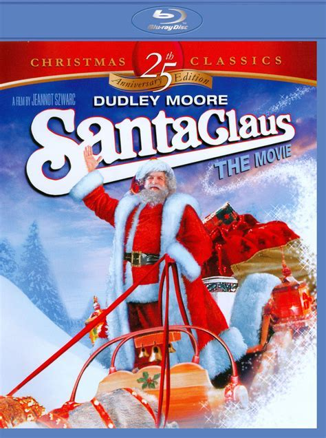 Best Buy: Santa Claus: The Movie [WS] [25th Anniversary