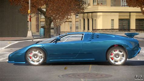 Select one of the following categories to start browsing the latest gta 5 pc mods: 1992 Bugatti EB110 for GTA 4