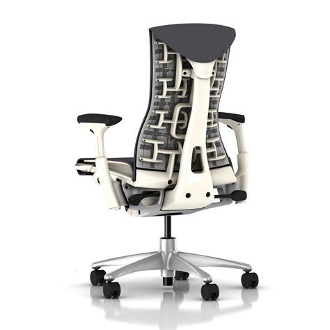 herman miller bureau herman miller embody chair charcoal rhythm with white