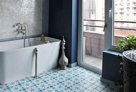 blue backsplash kitchen 10 favorite bold tile floors glitter inc