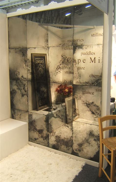 antique mirror tiles cape mirrors