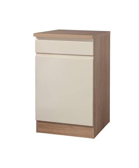 Badezimmer Unterschrank Creme by K 252 Chen Unterschrank Cardiff 1 T 252 Rig 50 Cm Breit