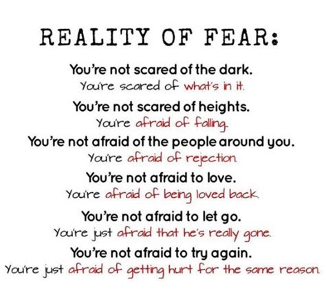 this is perfect fear words quotes poems all pinterest perspective dark and d