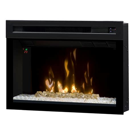 dimplex electric fireplace insert dimplex 25 quot multi xd electric fireplace insert