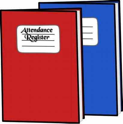Attendance Register Clipart Sheet Clip Cliparts Registration