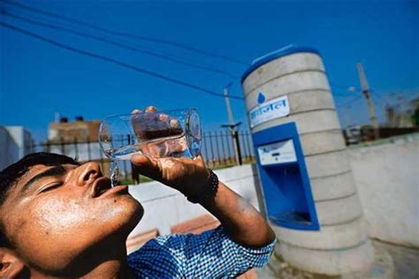 Essay on shortage of drinking water