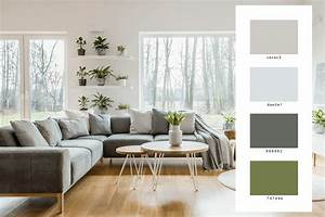 Stunning, Interior, Color, Palettes, For, 2020