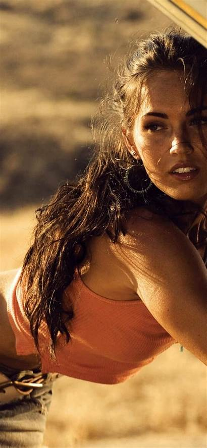 Megan Fox Transformers Wallpapers Iphone Wide Resolution