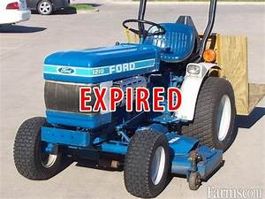 1986 Ford 1210 Hydro 2wd Other Tractor For Sale