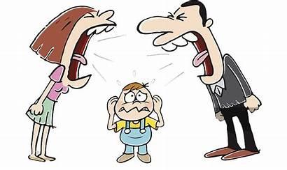 Conflict Quarrel Clipart Cartoon Transparent Clip Quarreling