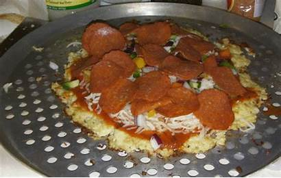 Pizza Toppings Carb Low Cauliflower Recipe Crust
