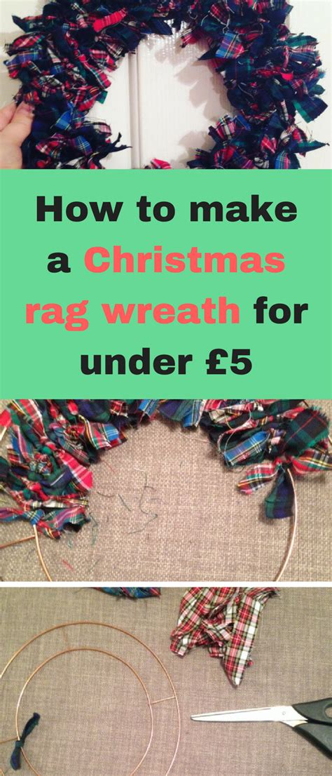 How To Make A Christmas Rag Wreath For Under £5. Christmas Tree Decorations And Their Meanings. Blue Christmas Tree Decorations Ideas. Commercial Business Christmas Decorations. Christmas Decorations Ideas Wall. Christmas Tree Lights How To Hang. When Do The Christmas Decorations Come Down. Christmas Decorating With Bell Jars. Wooden Christmas Decorations John Lewis