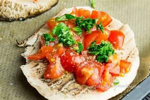 Rote Beete Englisch : portobello pilz brusccetta jules happyhealthylife ~ Orissabook.com Haus und Dekorationen