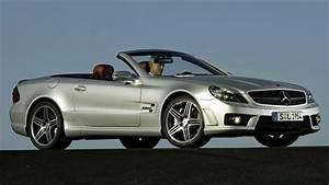 2008 Mercedes-benz Sl 63 Amg