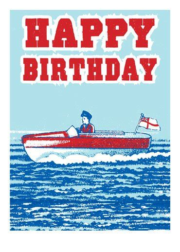 Happy Boat by Happy Birthday Boat Archivist Gallery
