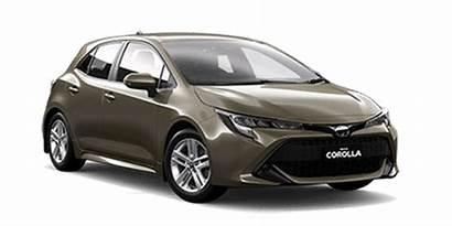 Hatch Corolla Toyota