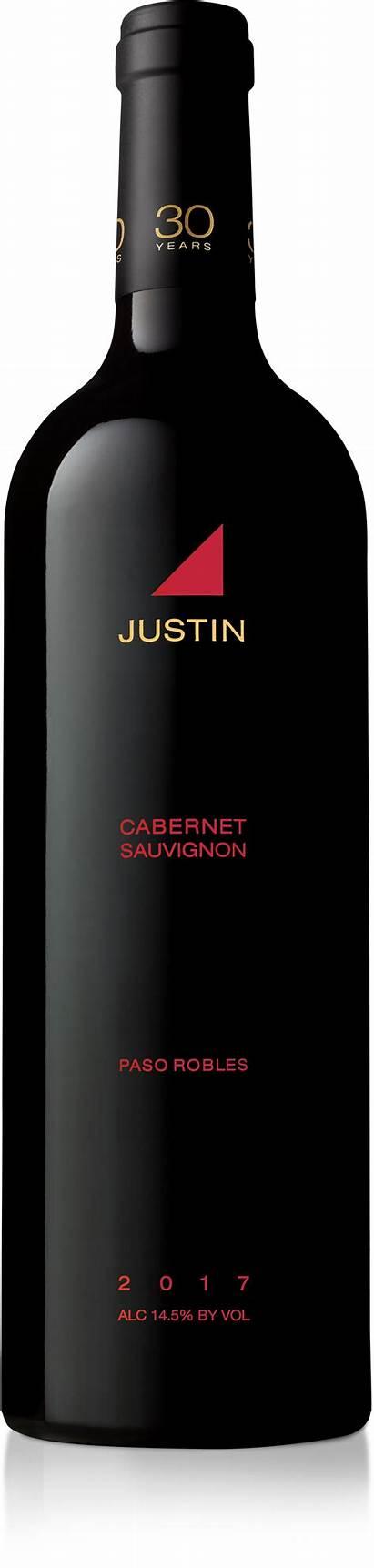 Justin Winery Cabernet Sauvignon Vineyards Gamba 30th