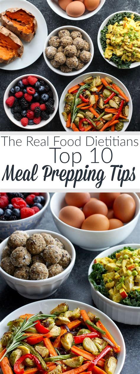 Top 10 Meal Prepping Tips + Meal Prep Series  The Real