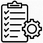Icon Project Management Charter Plan Schedule Timeline
