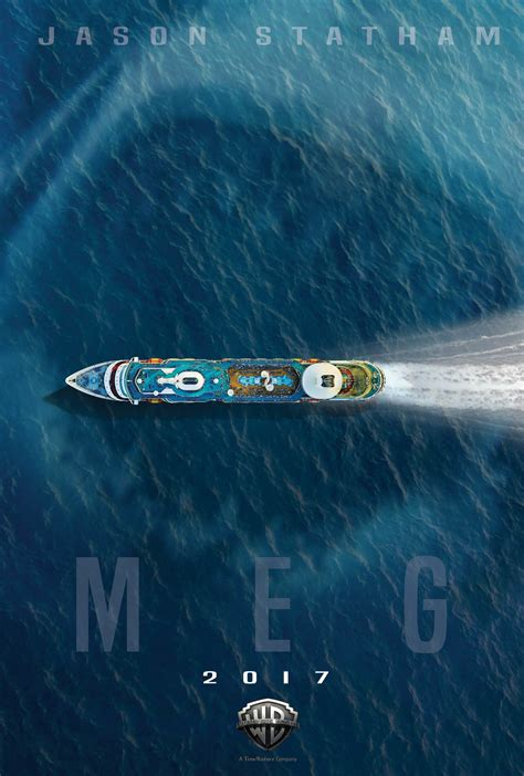 The Meg (2018)  Posters — The Movie Database (tmdb
