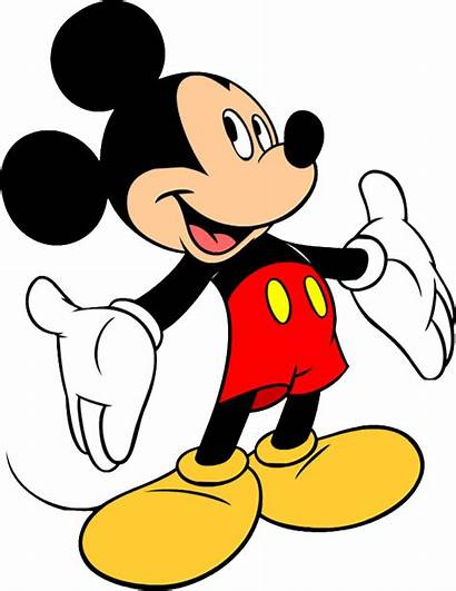Transparent Mickey Mouse Happy Clipart Welcome Cartoons