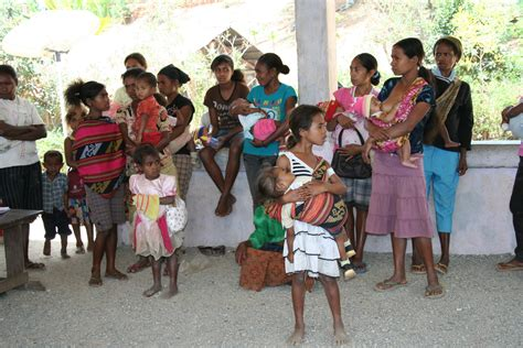 Notes From The Field Breastfeeding In Timor Leste