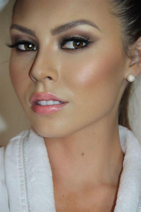 blush on eyeshadow best wedding makeup best photos wedding ideas