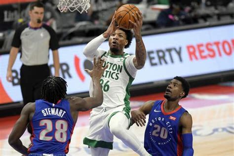 Tatum lifts Celtics past Pistons for weekend split | NBA ...