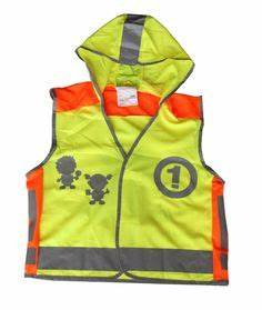 Motorcycle Car Reflective Safety Clothing High Visibility