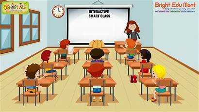Class Teaching Bright Smart Education Mont Learning